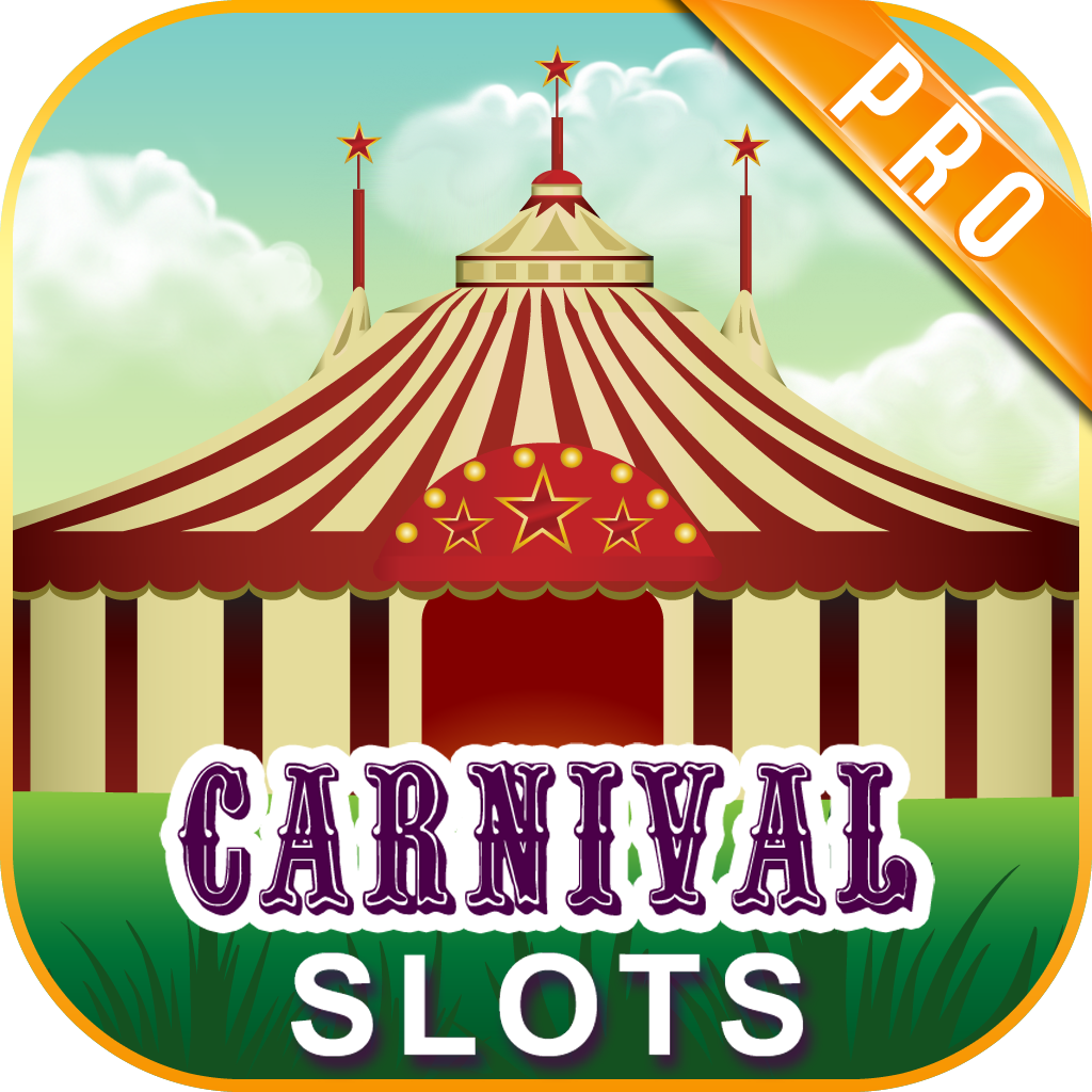 Ace Fun House Carnival Slots 777 PRO - Las Vegas Fruit Slot Machine Spin to Win