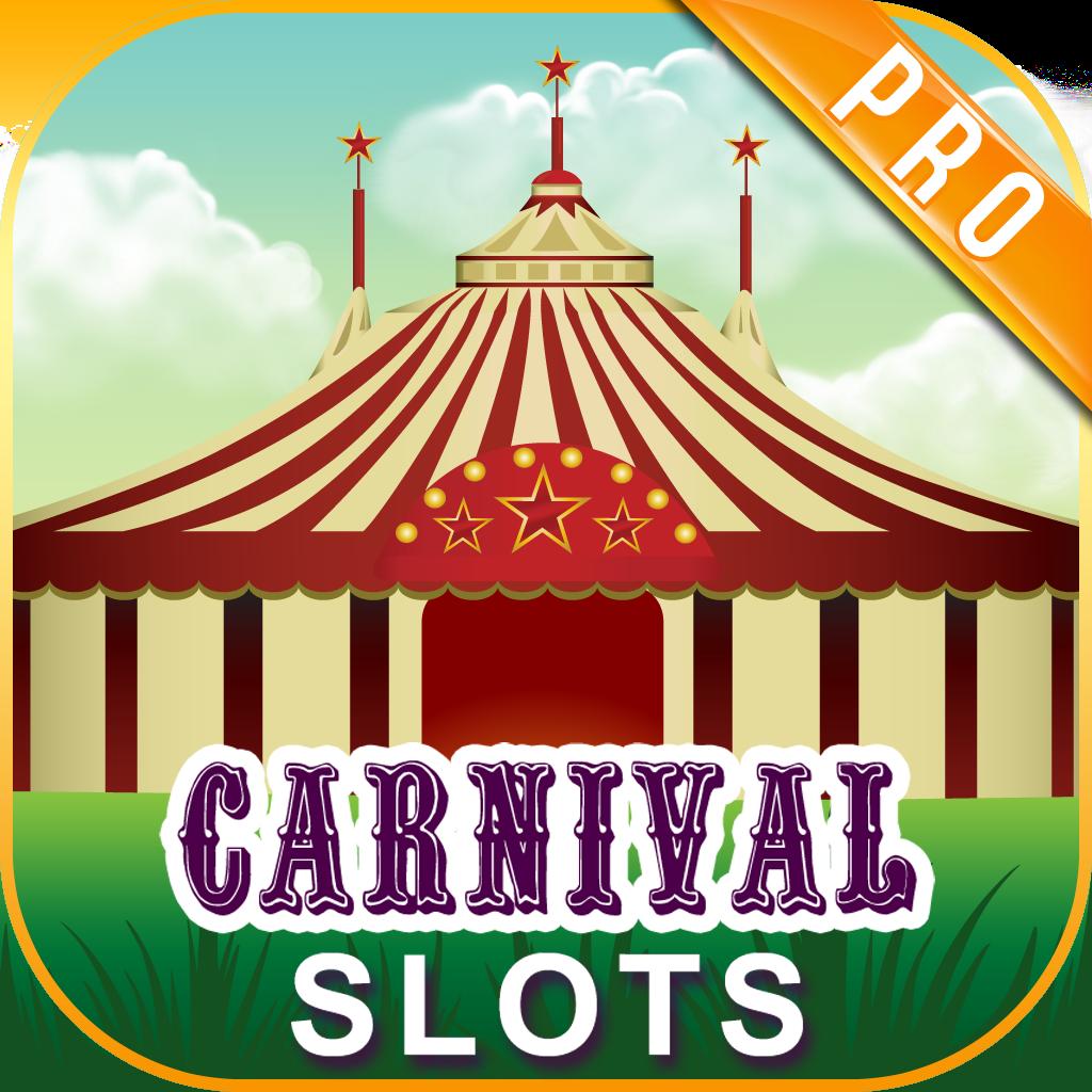 Ace Fun House Carnival Slots 777 PRO - Las Vegas Fruit Slot Machine Spin to Win